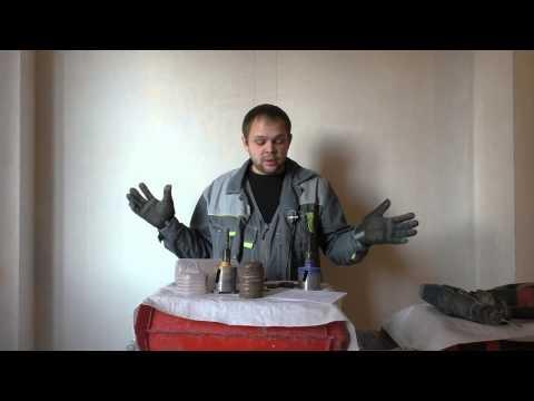 Т6 Высверливание и подготовка ниш для подрозетников