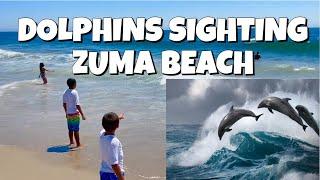 THINGS TO DO LOS ANGELES -ZUMA BEACH , MALIBU,CA 2020