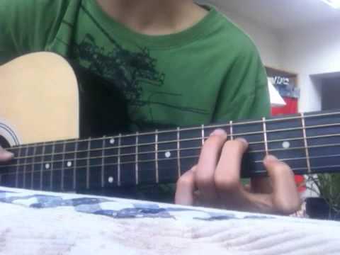 Krewella - Alive Guitare Tuturiel Fr