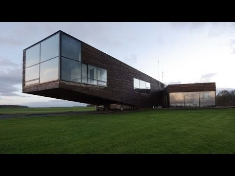 20 Beautiful And Modern Cantilevered Buildings From All Over