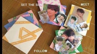 Baixar [unbox] SEVENTEEN 5th mini album YOU MAKE MY DAY 3 version(set the sun, meet, follow)