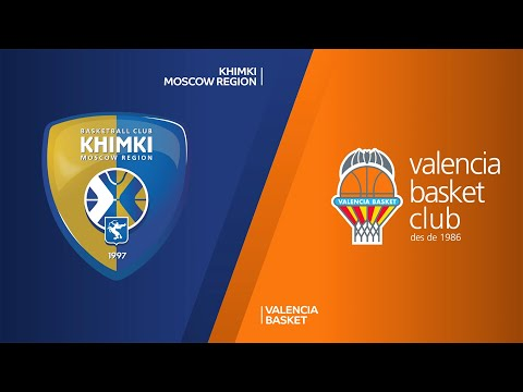 Khimki Moscow Region - Valencia Basket Highlights   Turkish Airlines EuroLeague, RS Round 30