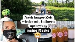 Neue Serie/Eistee Sirup/Junior Spiele/Mit Inlinern unterwegs/Wäsche/Mel´s Kanal