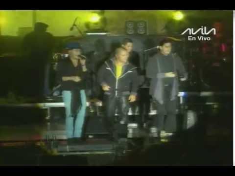 Grupo Treo en el Suena Caracas, concierto completo