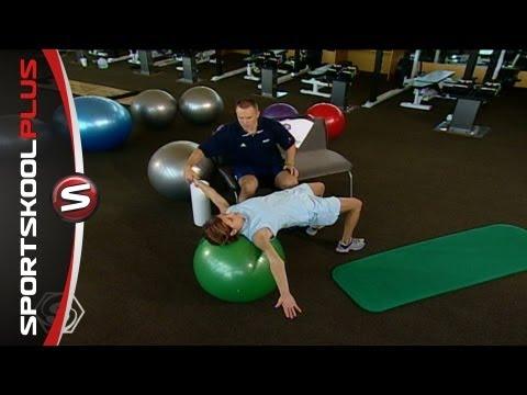 Alleviate Back Pain with Fitness Coach Mark Verstegen Level 3