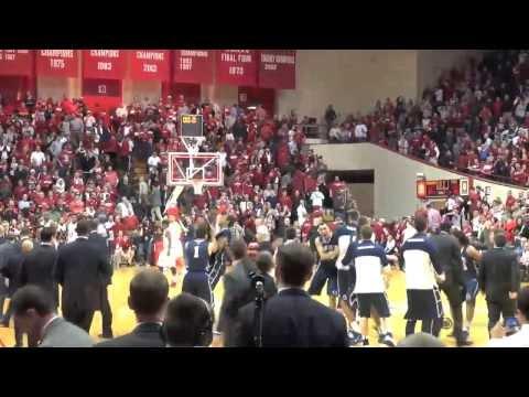 Nittany Lion Basketball - Penn State 66, Indiana 65