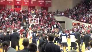 Nittany Lion Basketball - Penn State 66, Indiana 65