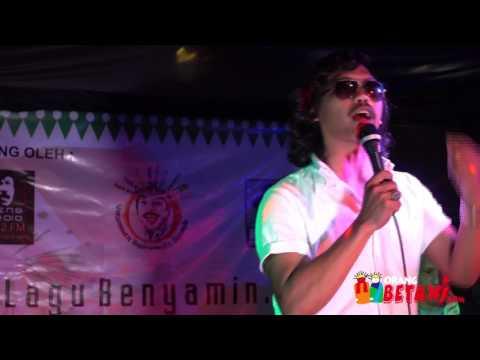 Sang Juara di ajang Lomba nyanyiin lagu Benyamin. S 2017