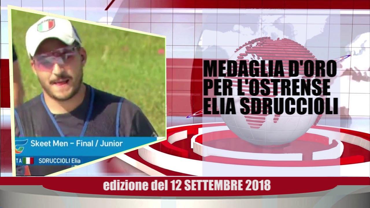 Velluto Notizie Web Tv Senigallia Ed  12 09 2018