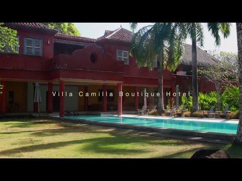 Panama, Pedasi - Villa Camilla Boutique Hotel