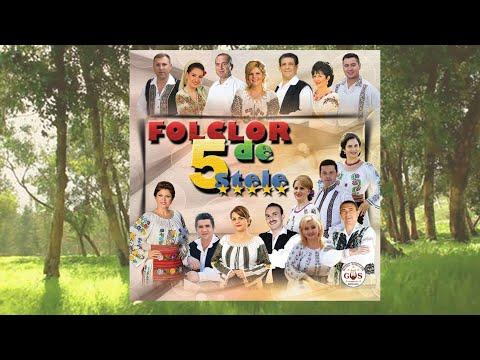 Folclor de 5 stele COLAJ ALBUM NOU