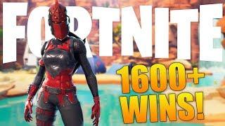 Fortnite Battle Royale: Season 5 Training - Pro Fortnite Player - 1600 Wins - Fortnite Gameplay