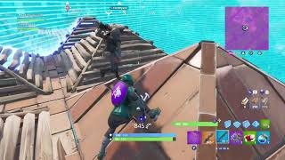 Trying To Get A Zero Kill Game!!! Fortnite Battle Royal!!! Gone Wrong!!!