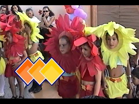 Rainha da primavera 1999 - Escola Clube da Criança