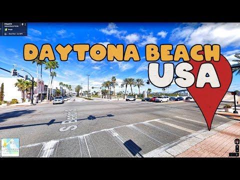 Let's Take A Virtual Tour Of Daytona Beach Florida!
