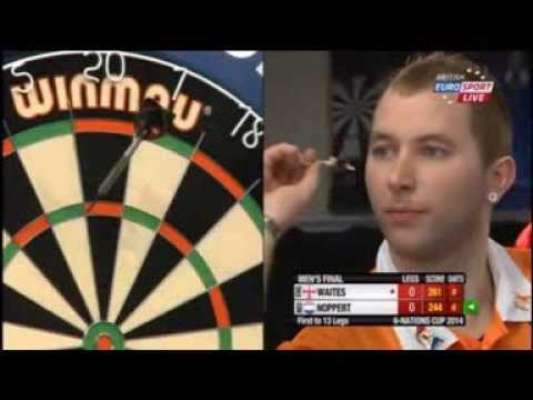BDO The Winmau Six Nations Cup 2014 - Men's Final - England vs. Netherlands