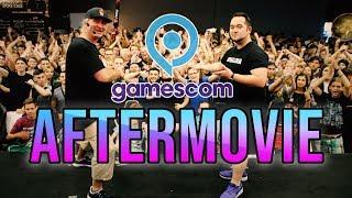 Das war die GAMESCOM 2018 - Aftermovie #Backstage #Impressionen #Highlights