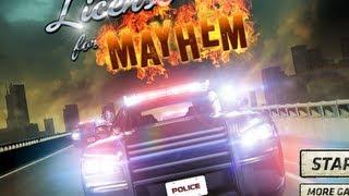 License For Mayhem - Game Show