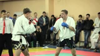 Бой по профессиональному дзэндо. 2 раунд(22 декабря 2013 в Иркутске, при поддержке ресторана доставки японской кухни