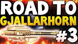 Destiny - Road to Gjallarhorn #3 (PS4)