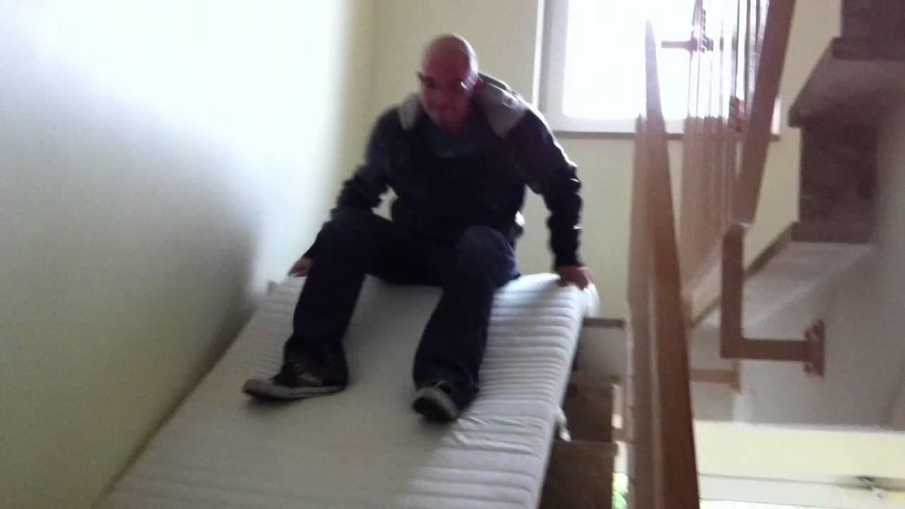 rutsche für treppe