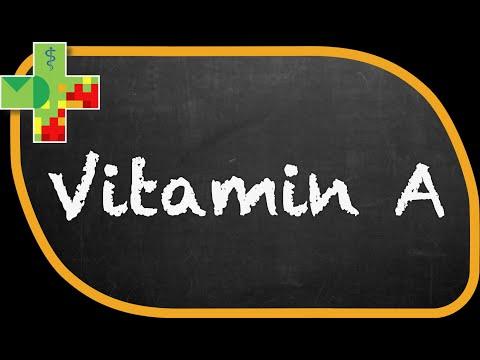 Vitamin A Mangel, Ernährung und Gefahren der Überdosierung
