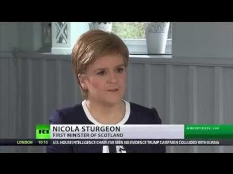 Sturgeon to apply for EU membership if IndyRef2 a hit