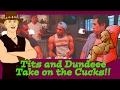 SugarTits & Dundeee Take on the Cucks!!