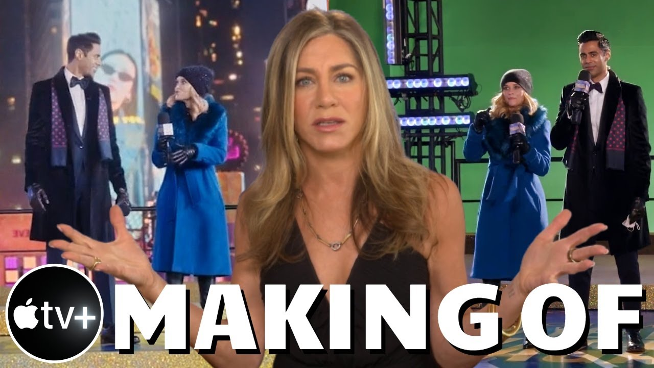 Making Of THE MORNING SHOW Season 2: Behind The Scenes & Talk With Jennifer Aniston & R. Witherspoon