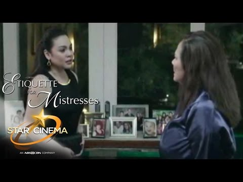 Etiquette for Mistresses (Mga linyang tumatak, mga tagpong pinag-usapan is now a box office hit!)