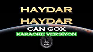 Can Gox Haydar Haydar KARAOKE