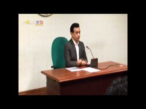 'Bogus,' Trillanes says on Duterte's claims he has offshore accounts