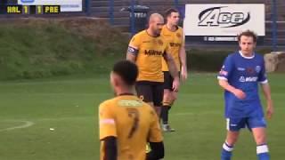 HIGHLIGHTS | Halesowen v Prescot Cables [FA Trophy]