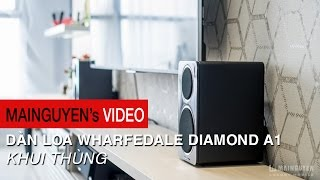 khui thùng wharfedale diamond a1 - www.mainguyen.vn