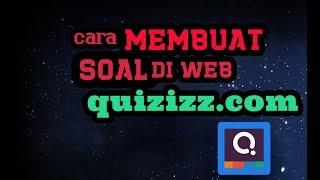Cara membuat kuis di web Quizizz com