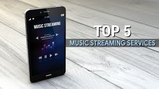 Baixar Top 5 Best Music Streaming Services