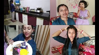 Indian mom daily busy evening to morning routine || Daily Hindi vlog 2020 || Indian vlogger drishani