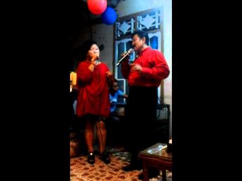 Nimbole Bacere - Lidya Lintong ft. Piter Mauruh