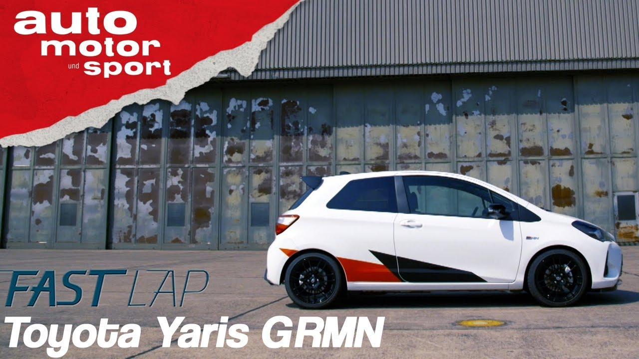 Toyota Yaris GRMN: Wenn nur diese Reifen nicht wären! Fast Lap | auto motor und sport