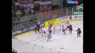 Хоккей Россия-США счет 6:1  Чемпионат Мира 2014(Хоккей Россия-США счет 6:1 Чемпионат Мира 2014., 2014-05-13T00:15:01.000Z)