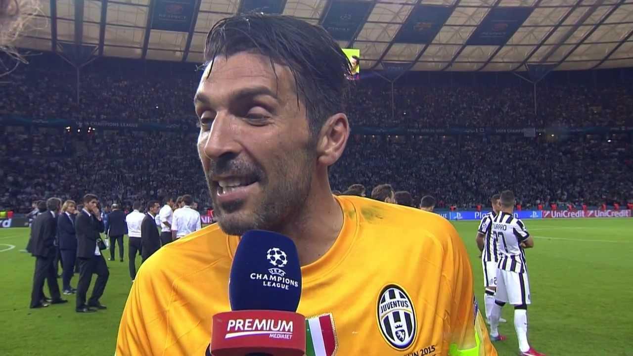 Buffon Interview