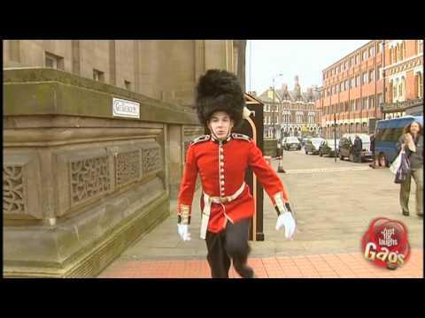 Guard Surprise Prank