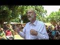 Kenneth Gluck : « Nous voulons le désarmement des 3R »