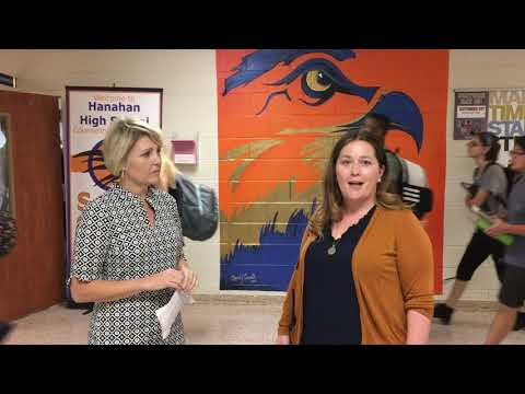 Back to School with Hanahan High School
