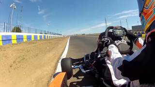 Nouveau circuit de karting de Moissy Cramayel KARTLAND