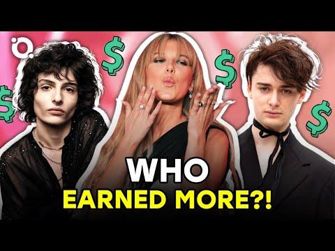Stranger Things: Real Cast Salaries Revealed | ⭐OSSA Radar