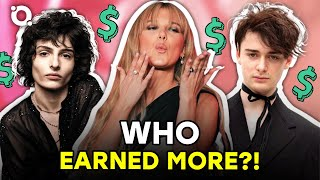Stranger Things: Real Cast Salaries Revealed | ⭐OSSA Radar
