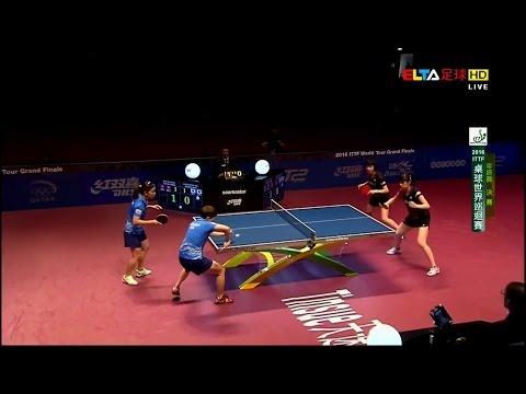 2016 Grand Finals (WD-Final) DOO / LEE Vs HAMAMOTO / HAYATA [Full Match/Chinese|ELTA HD1080p]