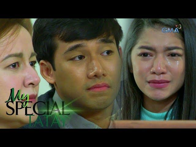 My Special Tatay: Pagbunyag ni Cindy ng katotohanan | Episode 55