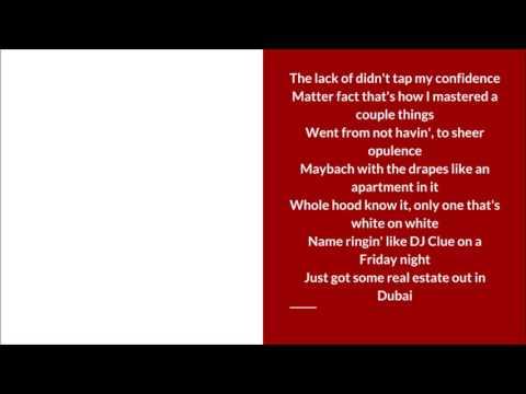 Rick Ross - Powers That Be Lyric Video